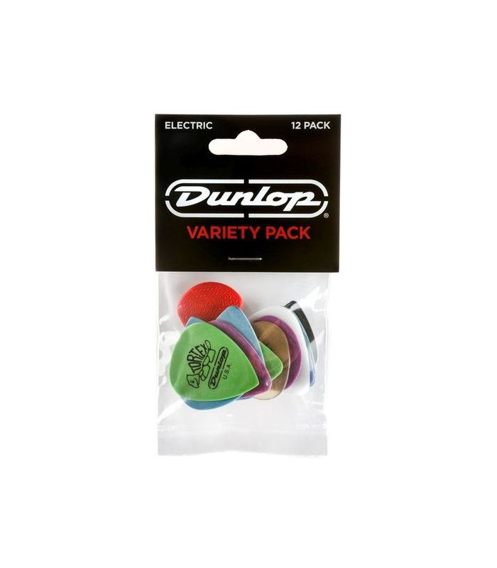 JIM DUNLOP PVP113 VARIETY PACK ELECTRIC TRZALICE