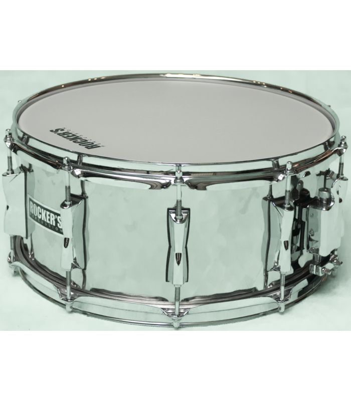 "SNARE ROCKERS JBSS-1083 14""x6.5"" stainless steel die-cast"