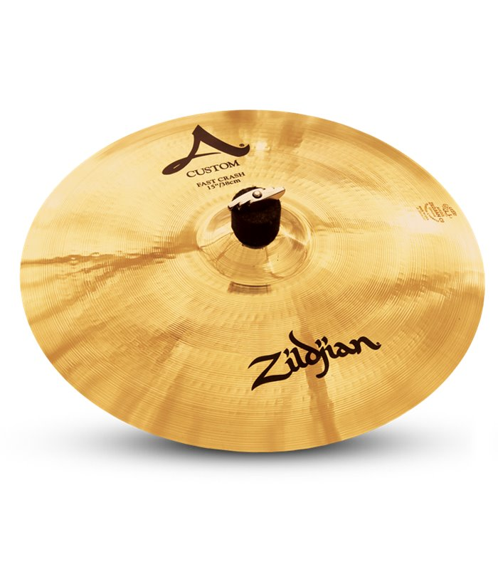 ÈINELA ZILDJIAN A-CUSTOM CRASH FAST 15""
