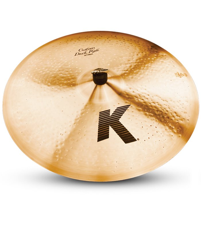 ÈINELA ZILDJIAN K-CUSTOM DARK RIDE 22""