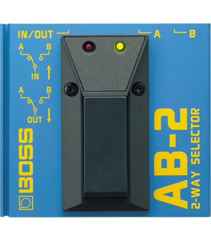 PEDALA BOSS AB-2 2 way selector