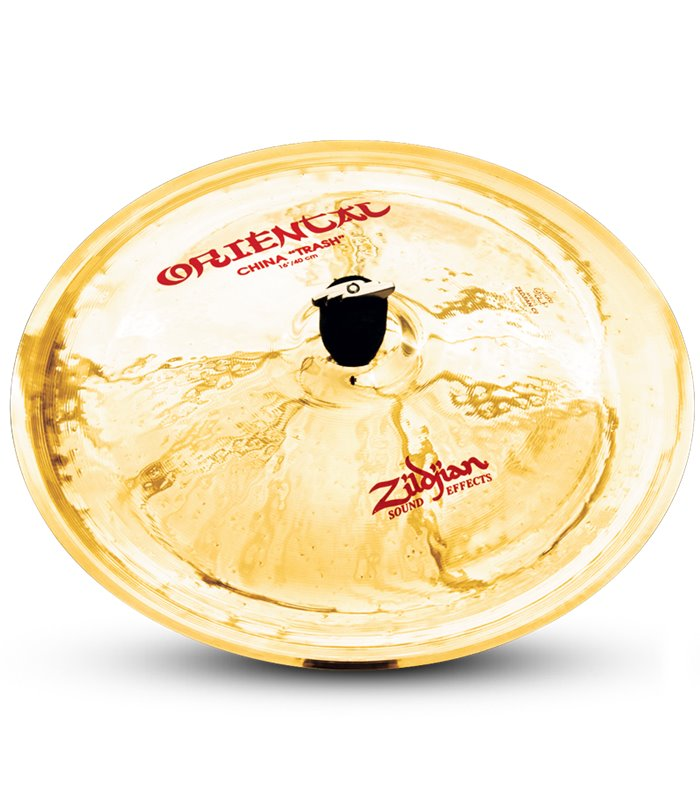 ÈINELA ZILDJIAN ORIENTAL CHINA TRASH 16""