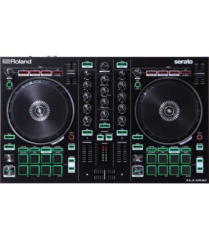 KONTROLER ROLAND DJ-202