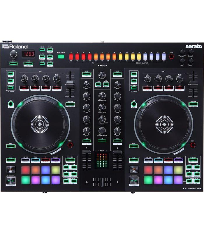KONTROLER ROLAND DJ-505
