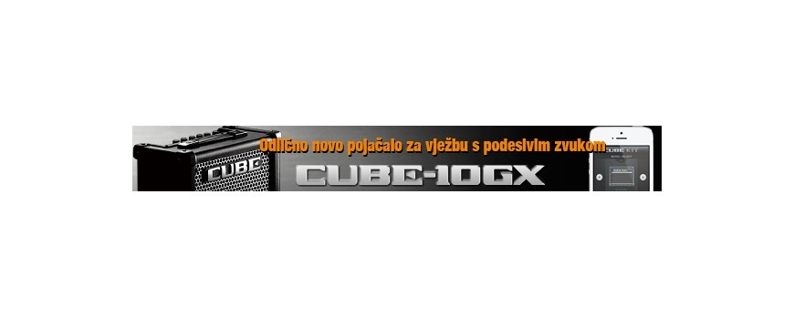 Novi Roland CUBE-10GX