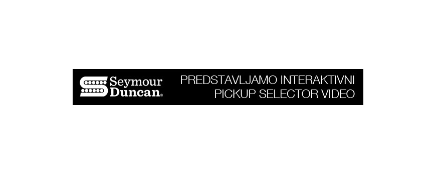 Seymour Duncan pickup selector video