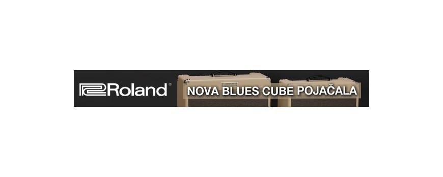 Nova Roland Blues Cube pojačala