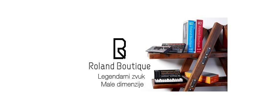 Roland Boutique - Legendarni zvuk male dimenzije