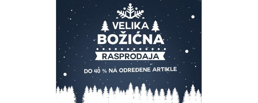 Velika Božićna Rasprodaja 2015