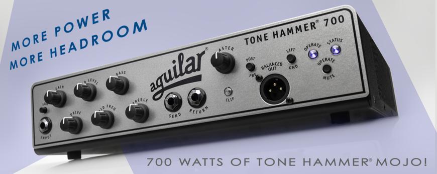 Novi Aguilar Tone Hammer 700 dostupan odmah