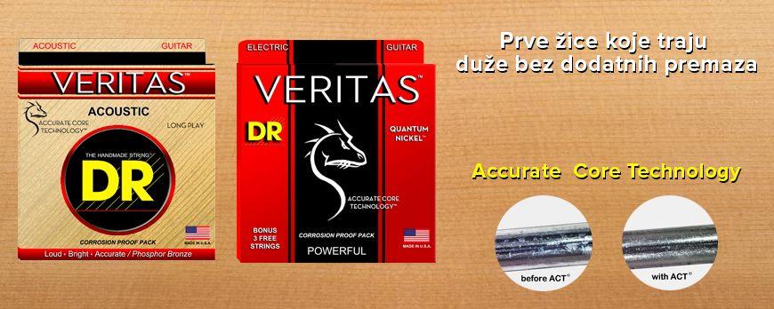 DR VERITAS ŽICE - prve žice koje traju do 4x duže bez dodatnih premaza