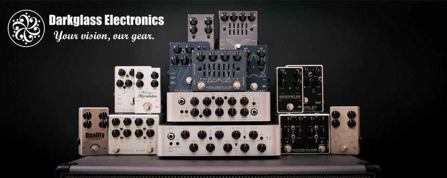 Darkglass Electronics dostupan u Hrvatskoj