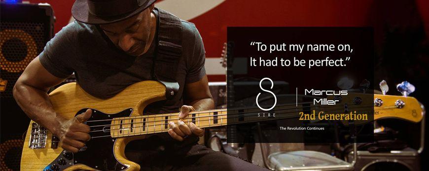 Sire Marcus Miller 2nd Generation - koja je razlika?