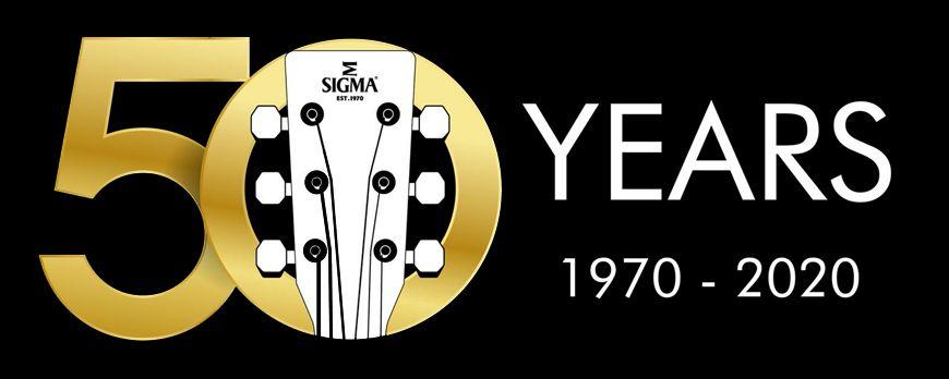 50 godina Sigma gitara