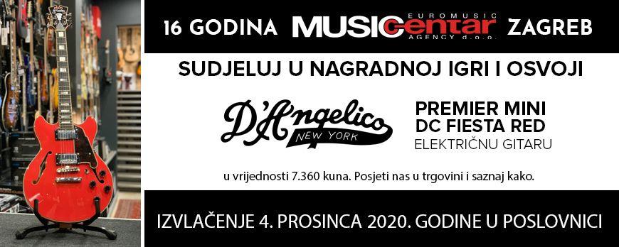 Slavimo 16 godina Music Centra Zagreb