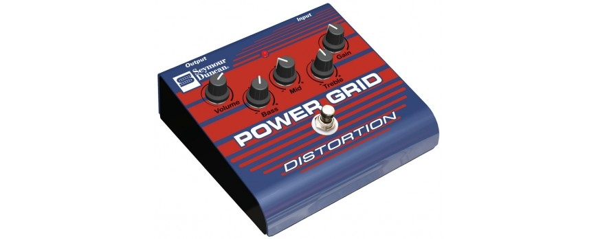 Seymour Duncan Powergrid SFX-08