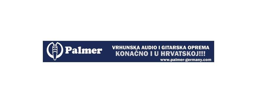 Palmer - vrhunska audio i gitarska oprema konačno u Hrvatskoj